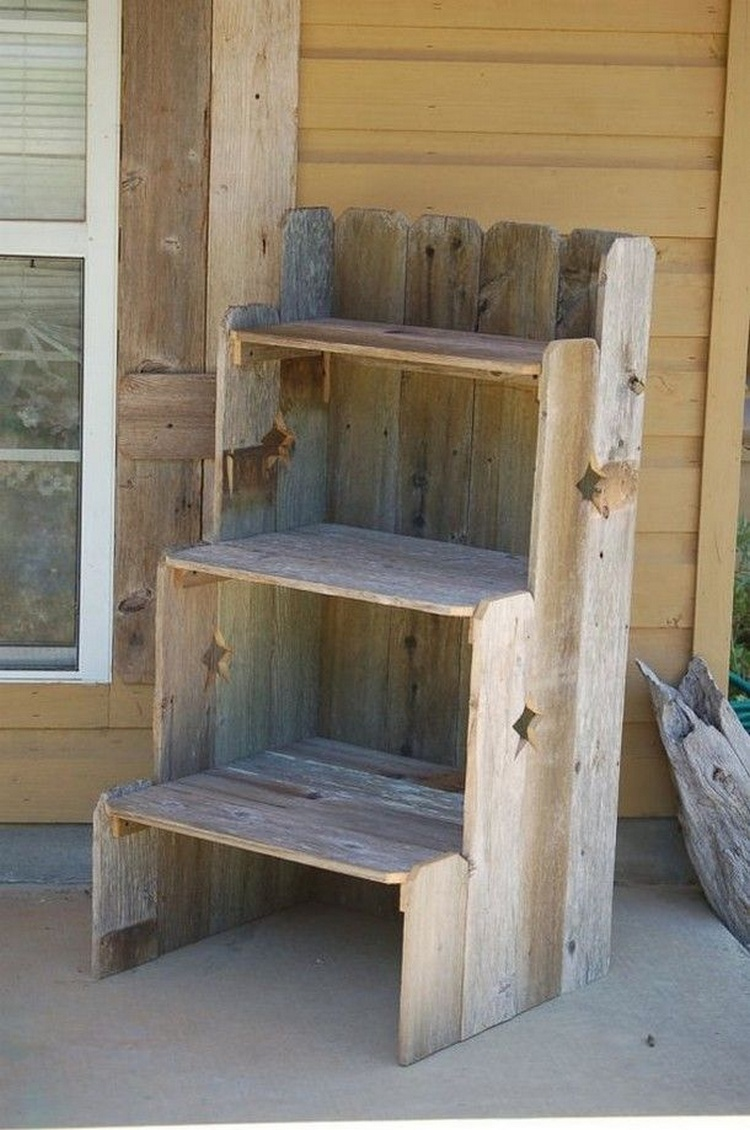 Repurposed wood pallet projects pallet wood projects for Pallet ideas for outside