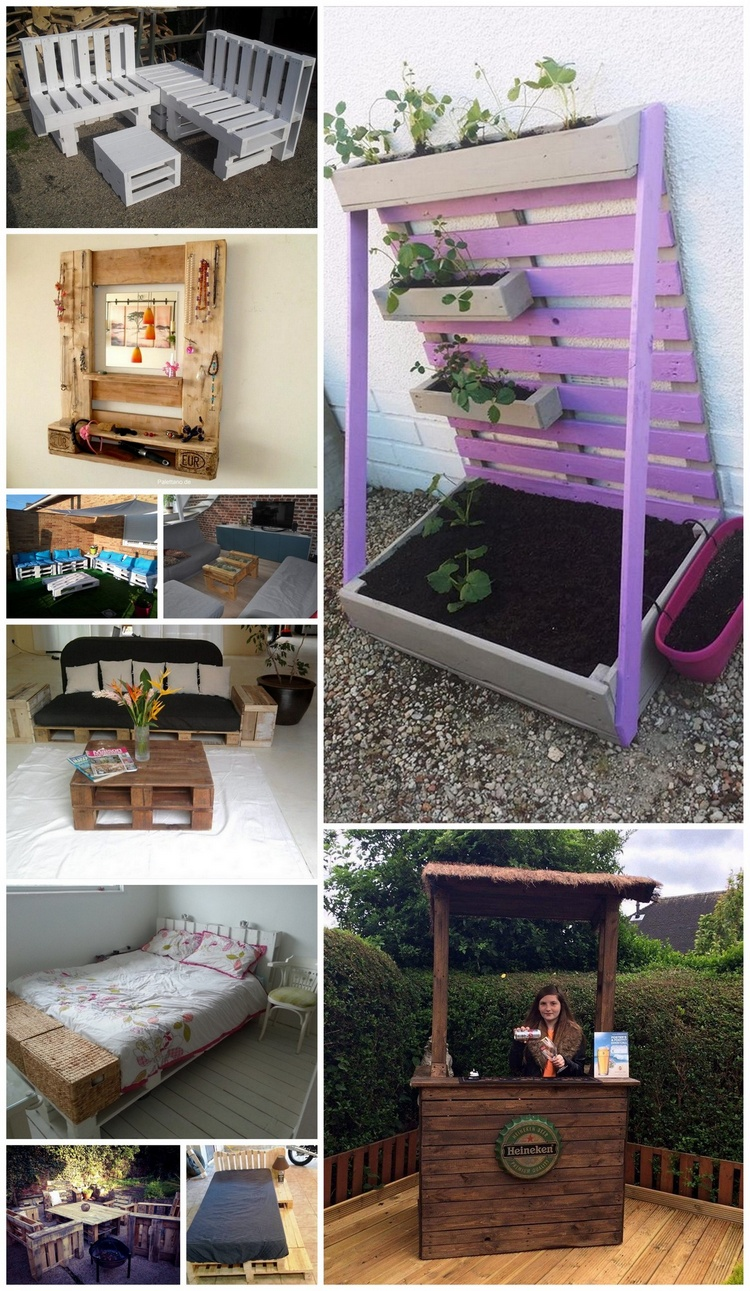 The Best DIY Wood Pallet Ideas & Projects