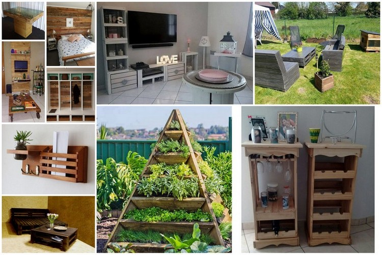 Used Wood Pallet Projects and Ideas | Pallet Wood Projects