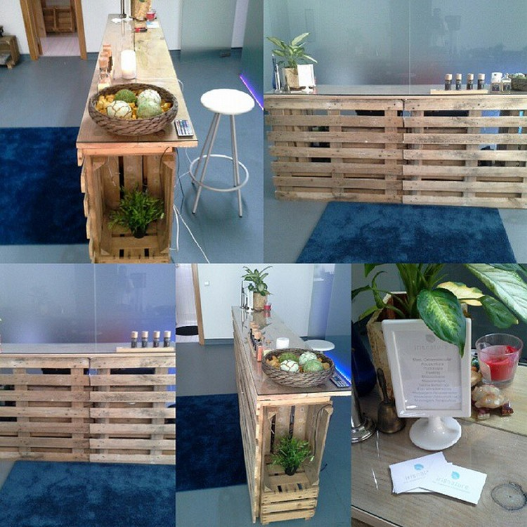 Great ideas to transform pallets into something amazing for Great pallet ideas