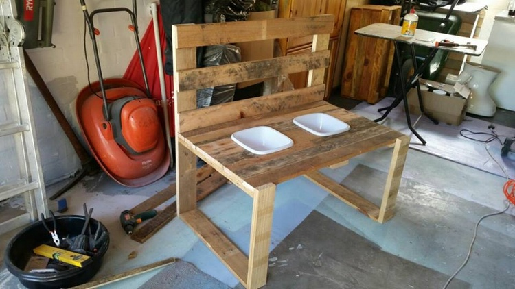 Amazing Pallet Project Ideas For Craft Lovers Pallet