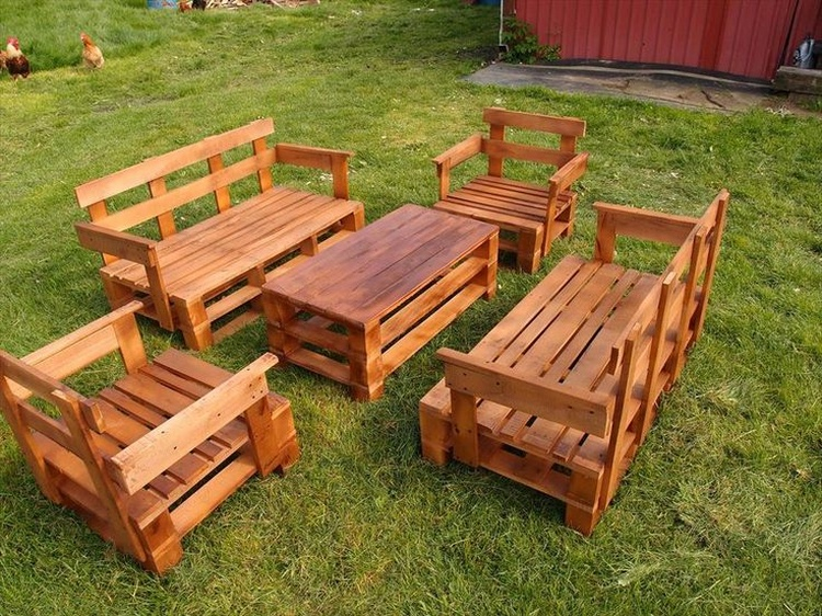 Customized Pallet Wood Upcycled Ideas | Pallet Wood Projects