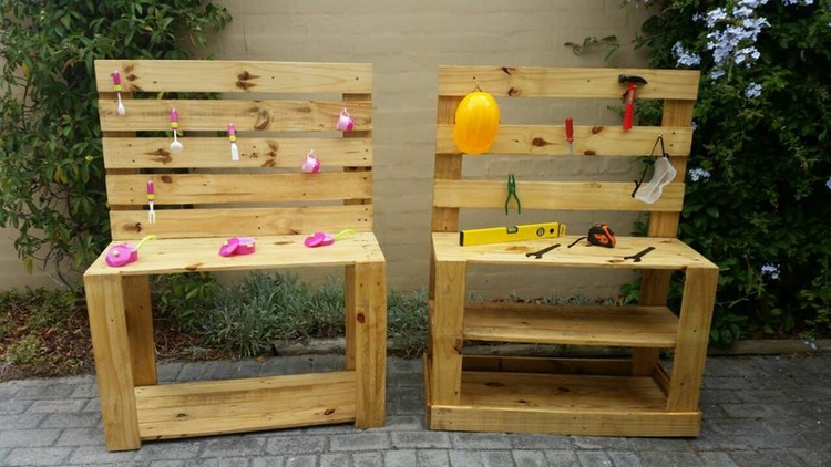 Shipping Wooden Pallet Project