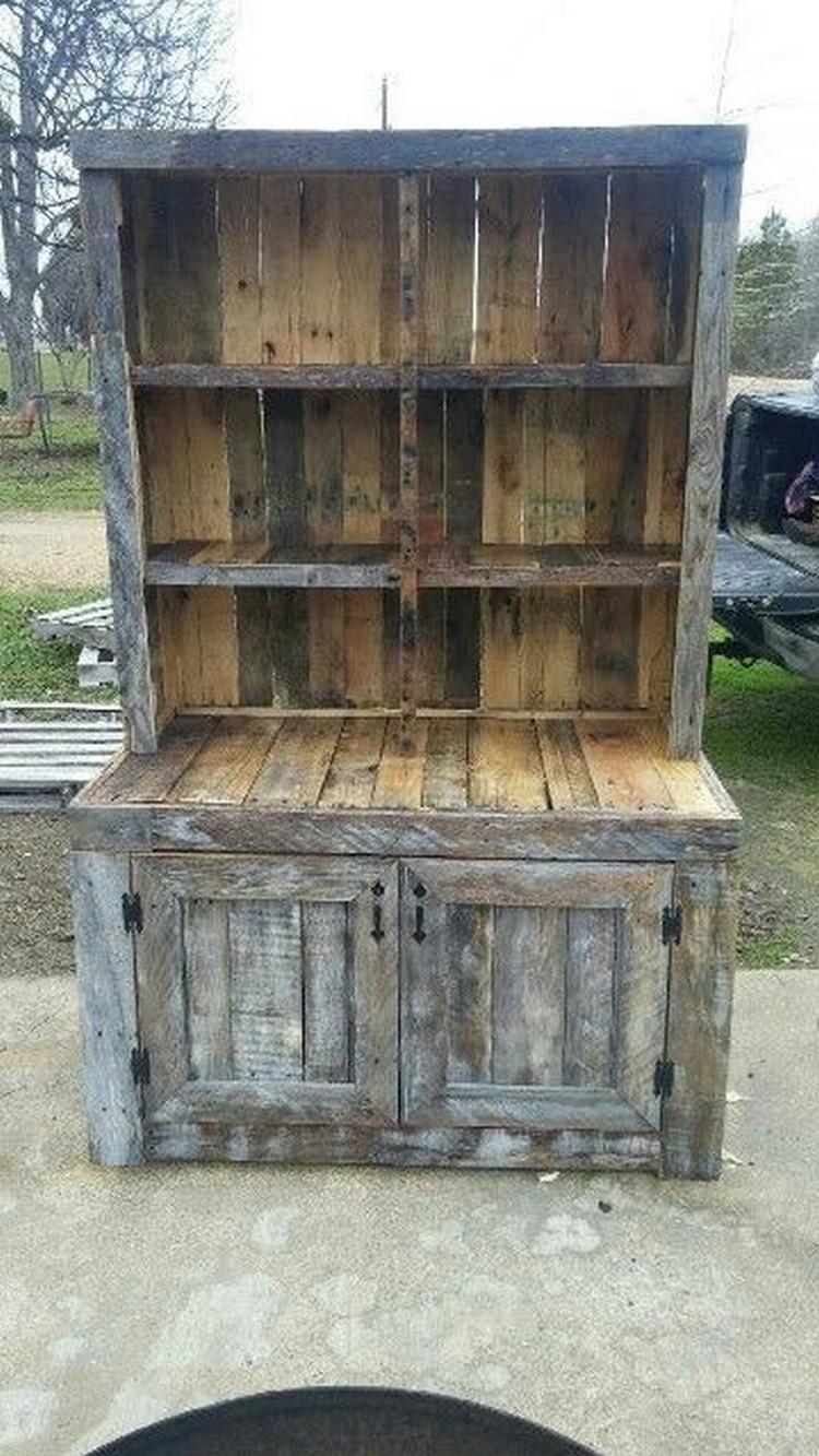 Interesting useful diy project ideas on how to use old for Pallet ideas