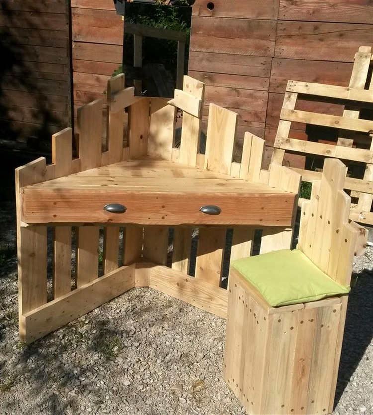Wood Pallet Kids Project