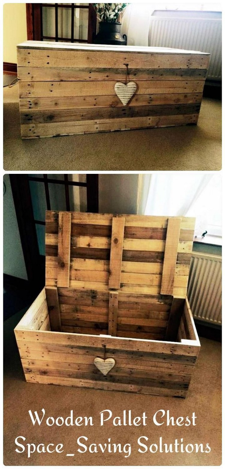 Newest diy pallet projects you want to try immediately for What can you make with recycled pallets