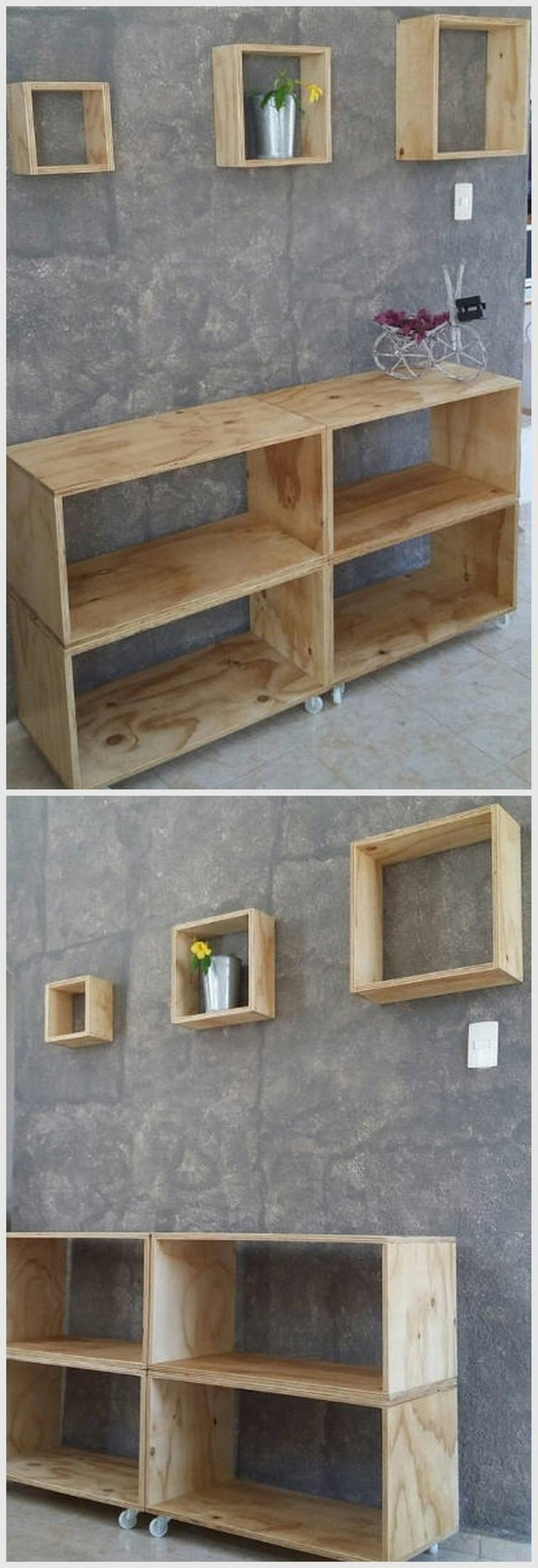 Recycling ideas with old shipping pallets pallet wood for Pallet ideas