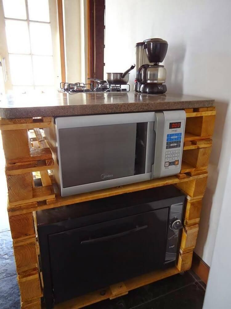 Pallet Kitchen Project