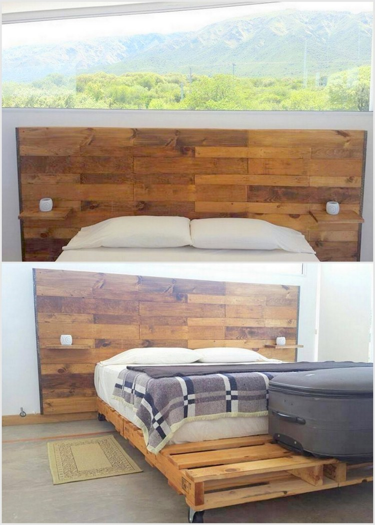 Creative Diy Ideas To Reuse Wooden Pallets Pallet Wood