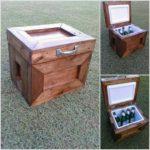 Wood Pallet Box