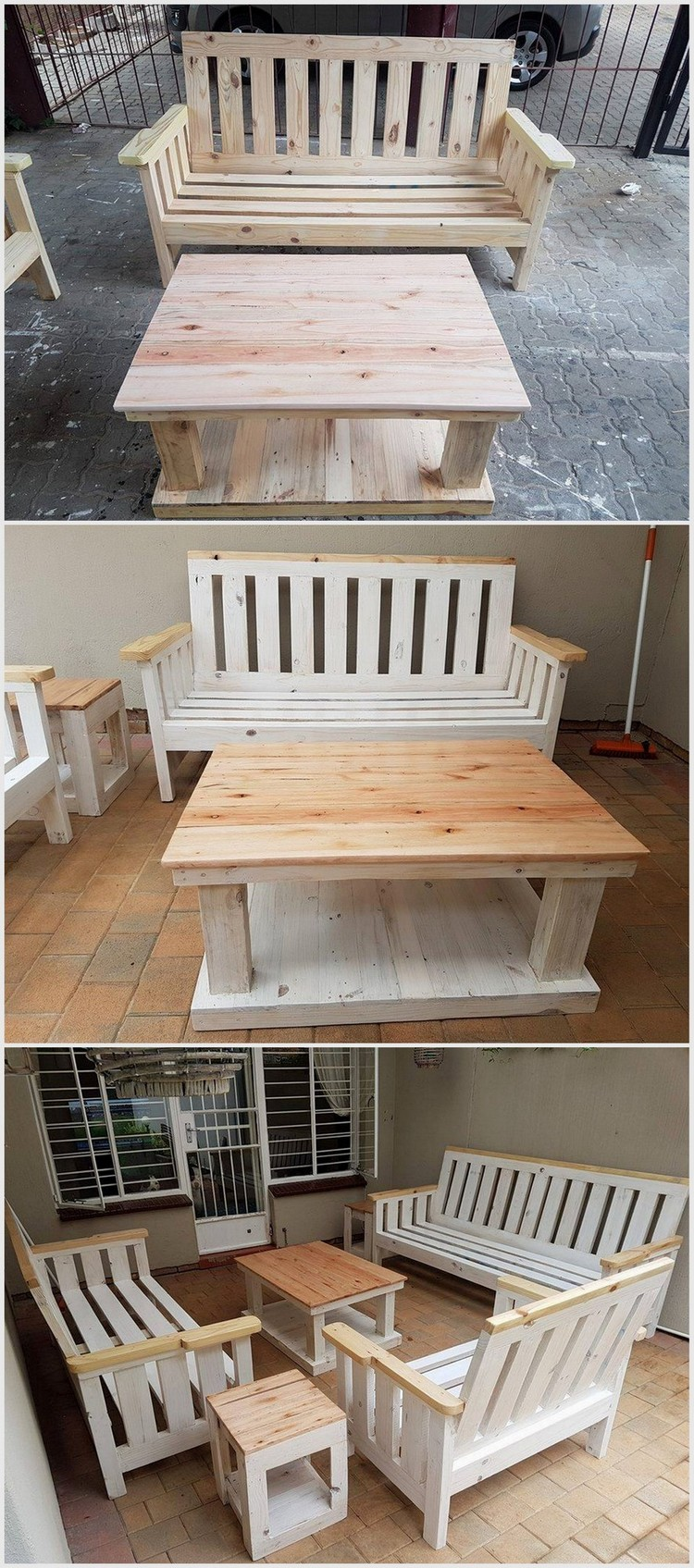 Excellent ideas with used wood pallets pallet wood projects Pallet ideas