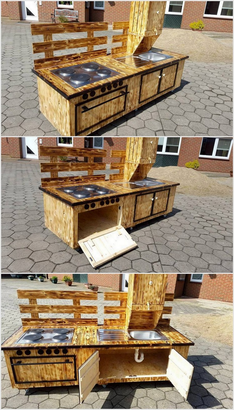 awesome recycling ideas for old shipping pallets pallet