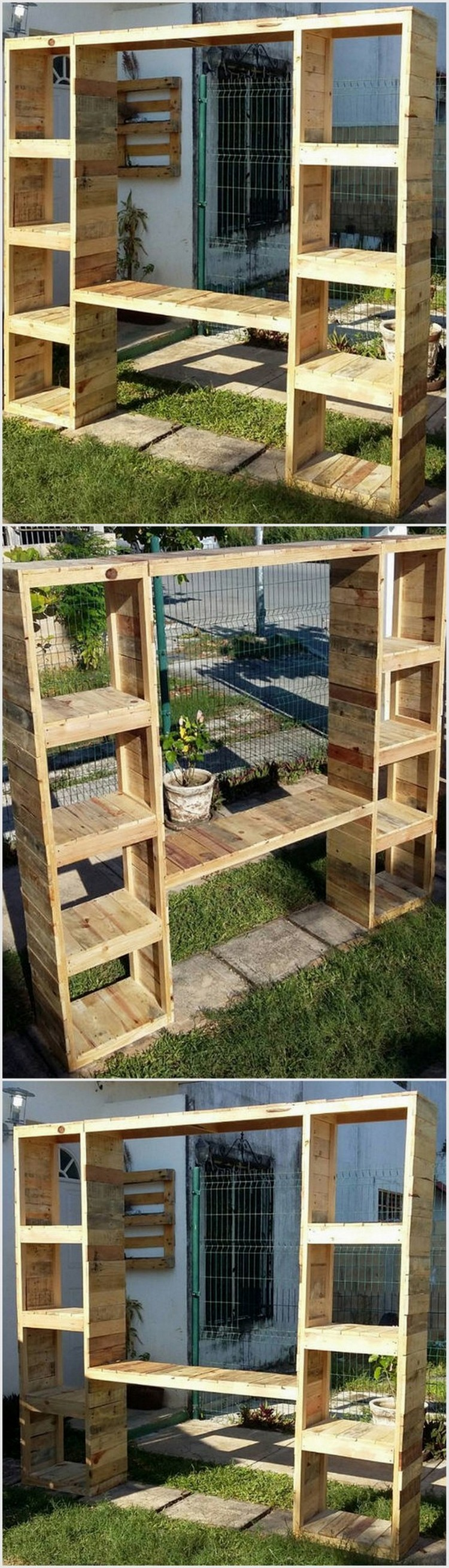 Affordable And Easy Wood Pallet Projects Pallet Wood Projects