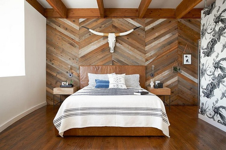 Wood Pallet Wall Decor