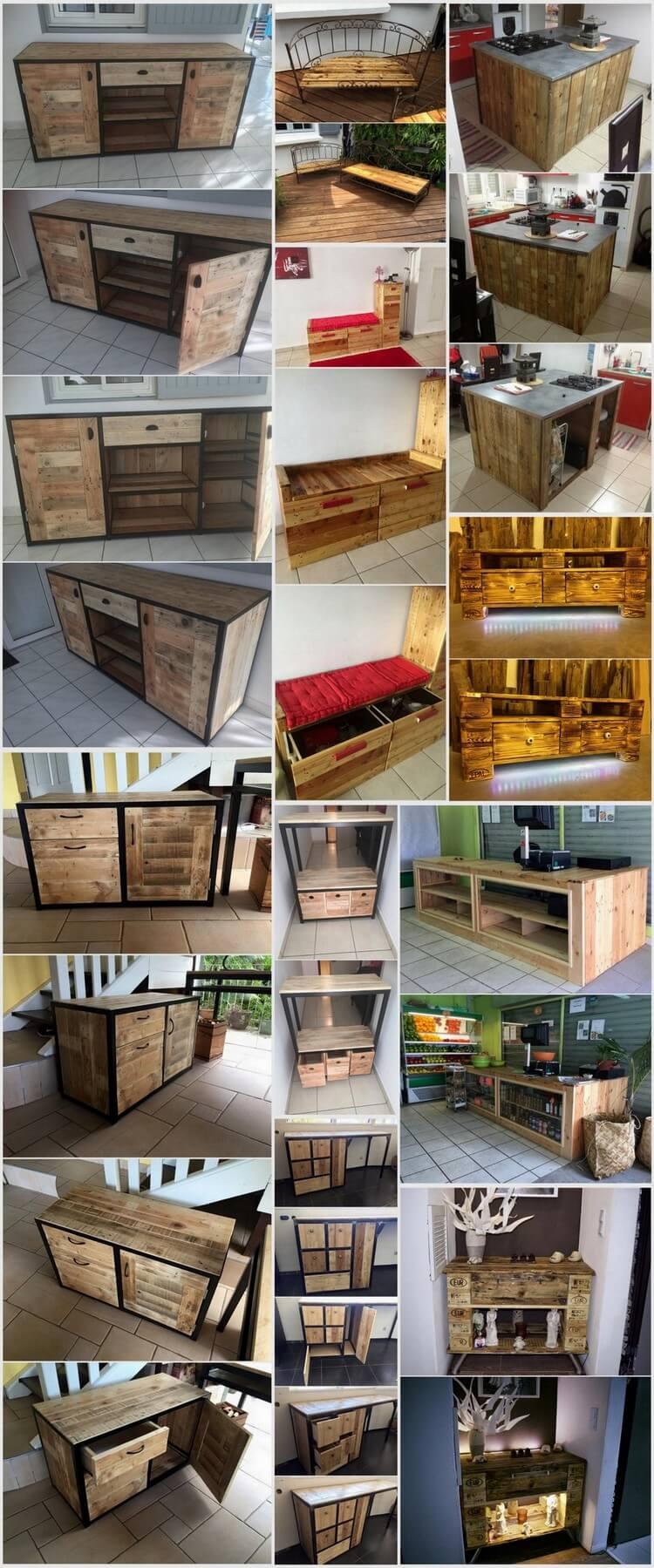 Astonishing Projects for Wood Pallet Recycling