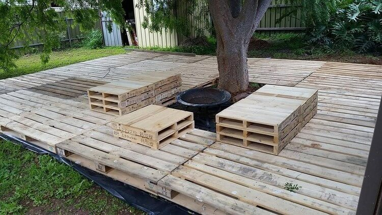 Some Amazing Plans For Recycled Wood Pallets Pallet