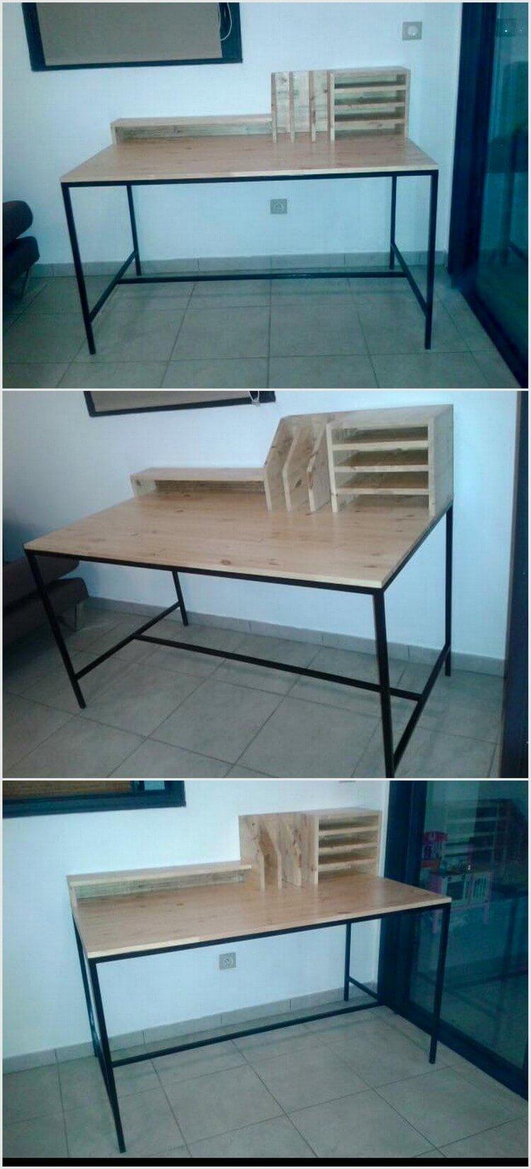 Unique Pallet Table