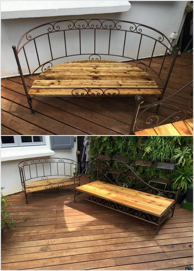 Unique Style Pallet Seats