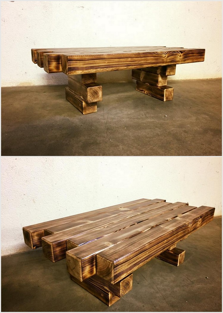 Inspire Your Guests With Awesome Wood Pallet Creations
