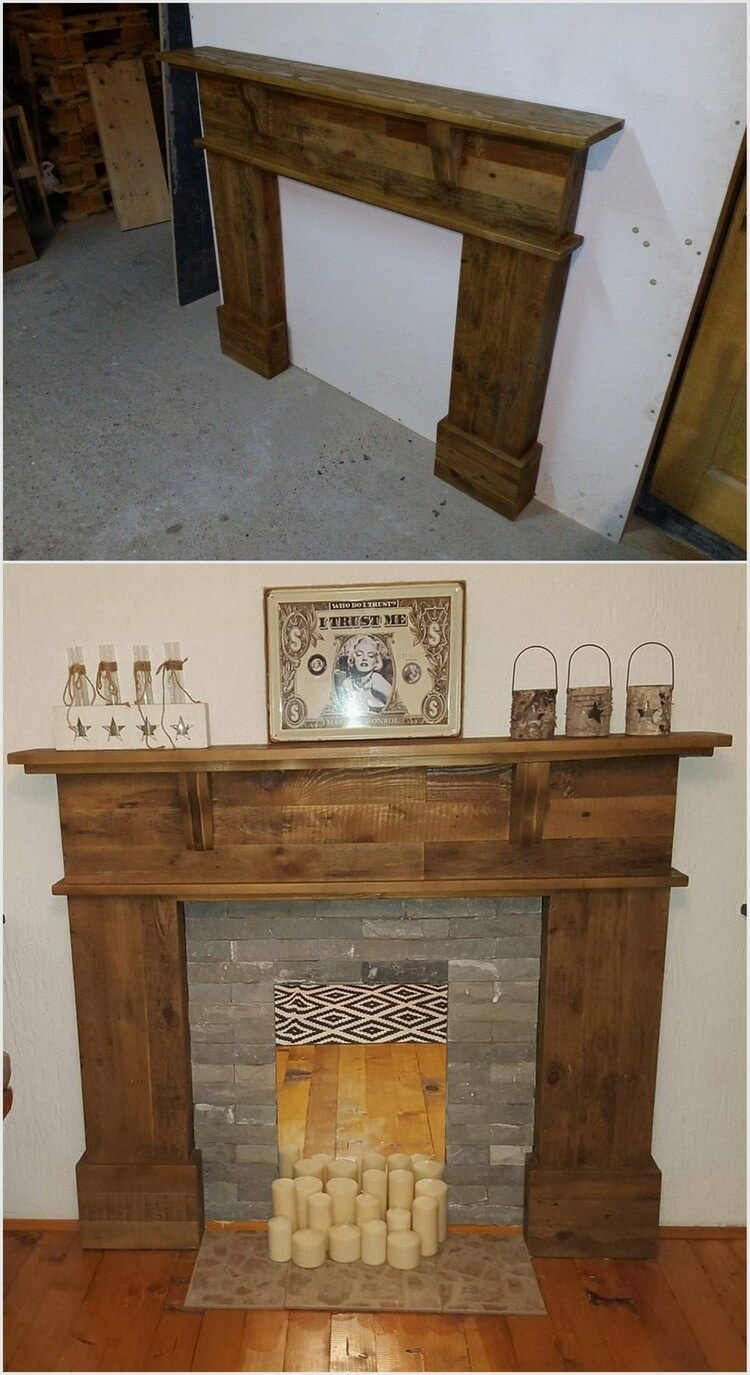 Wood Pallet Project and Idea
