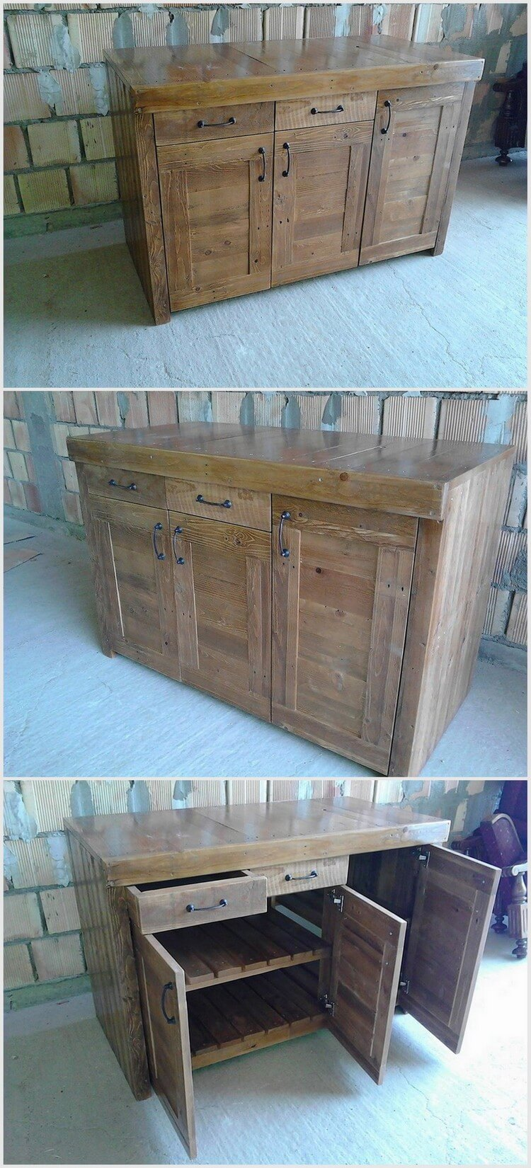 Attractive Wood Pallet Recycling Ideas | Pallet Wood Projects
