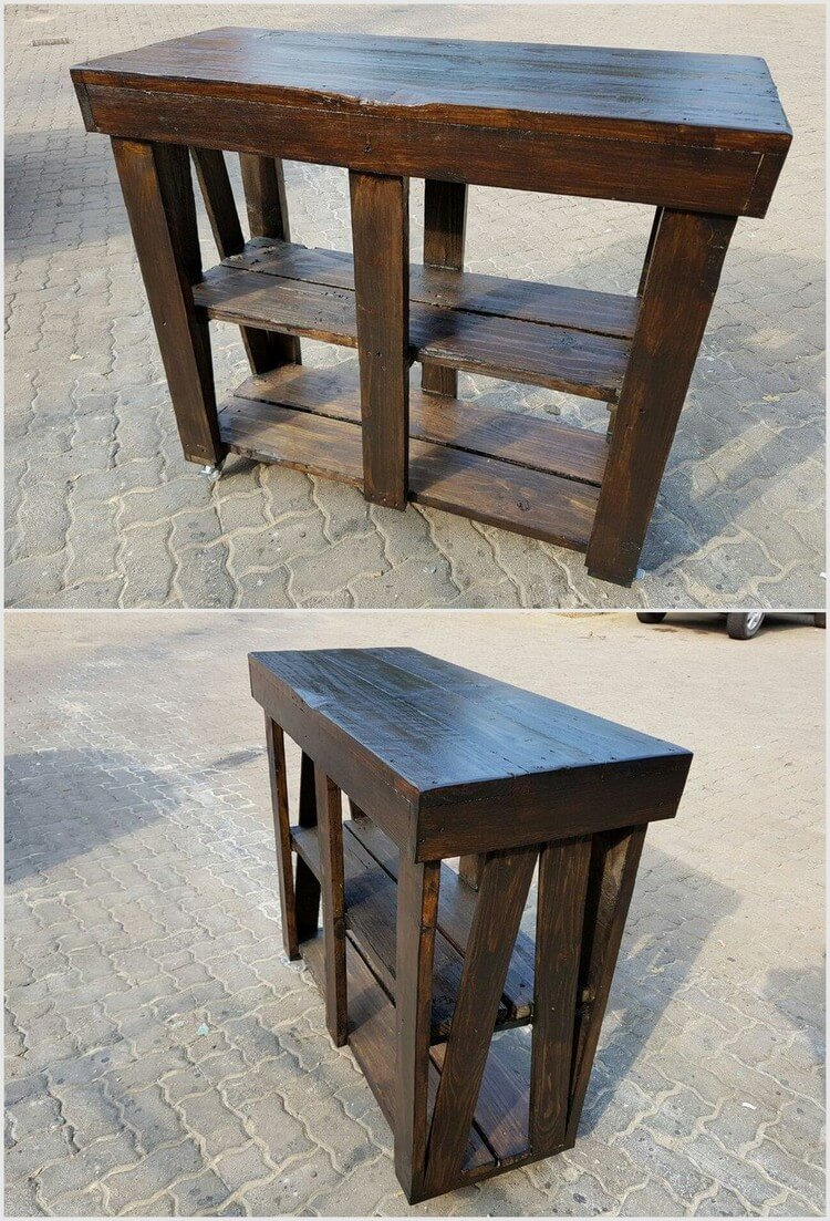Few ideas about recycling wooden pallets pallet wood for Reusable wood
