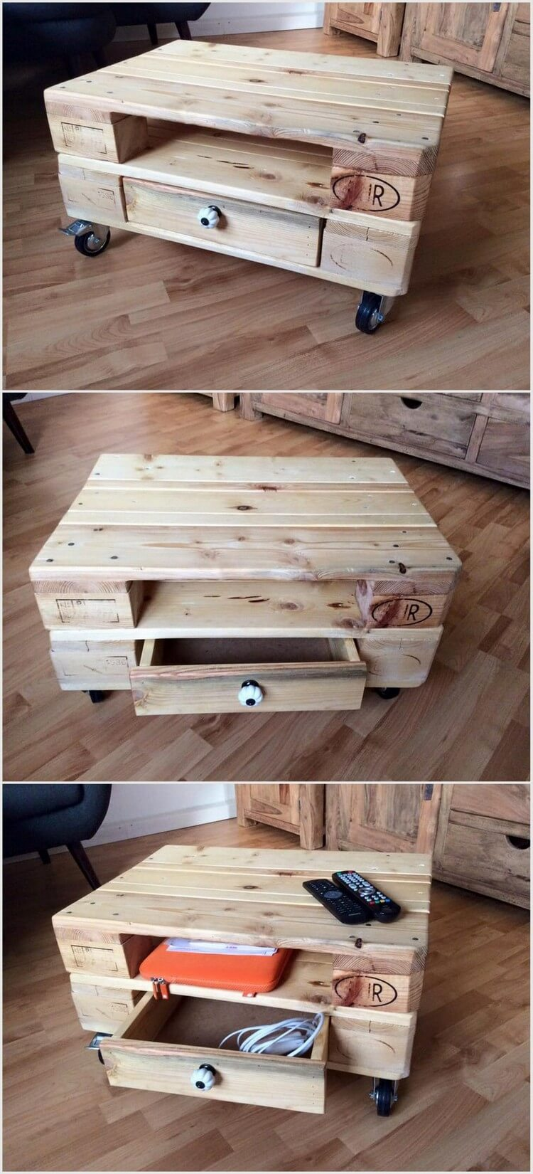 used shipping wood pallets table ideas pallet wood projects. Black Bedroom Furniture Sets. Home Design Ideas