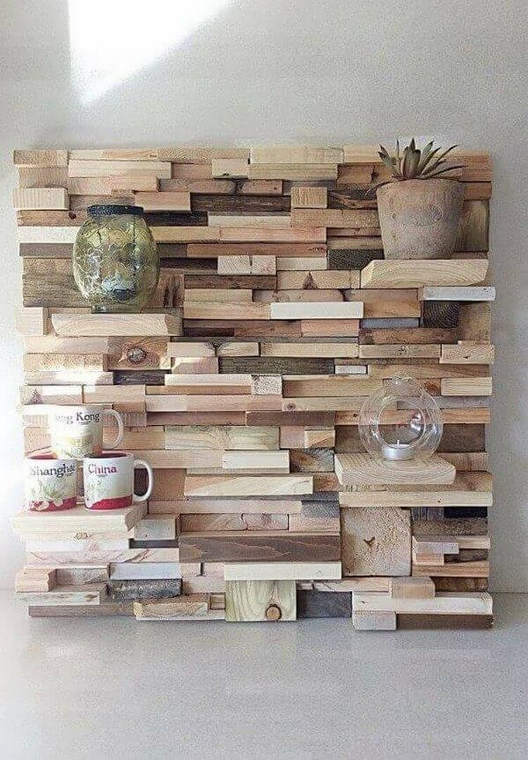 Few superb recycling ideas with used wood pallets pallet for House decoration products