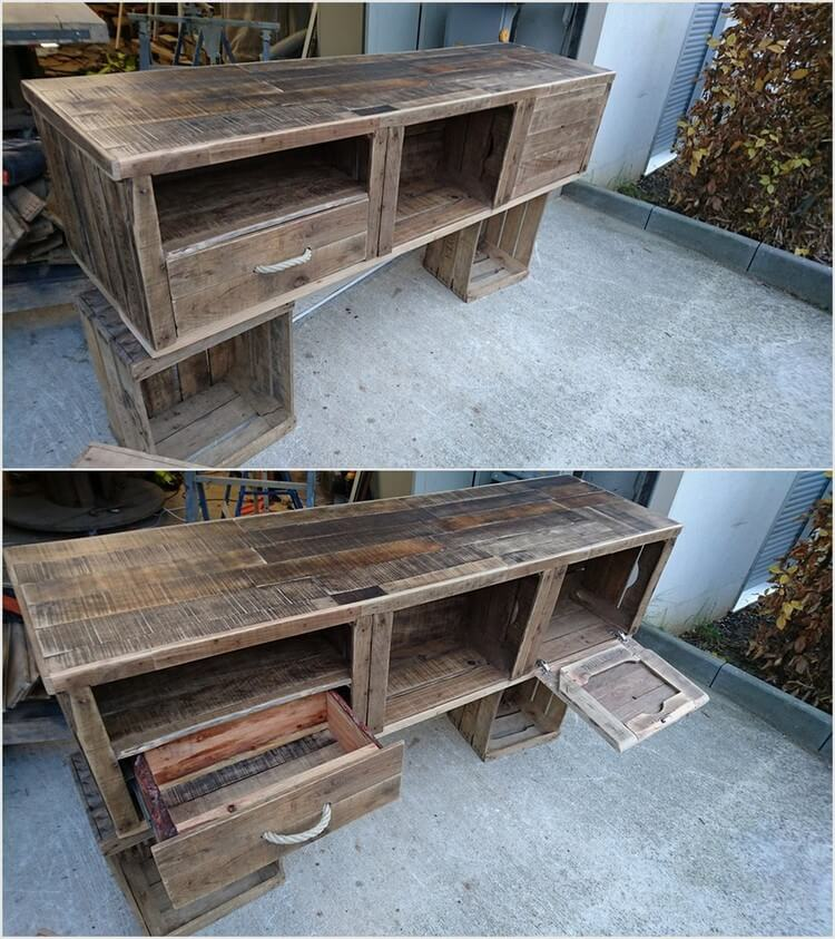 Old Shipping Pallet Project