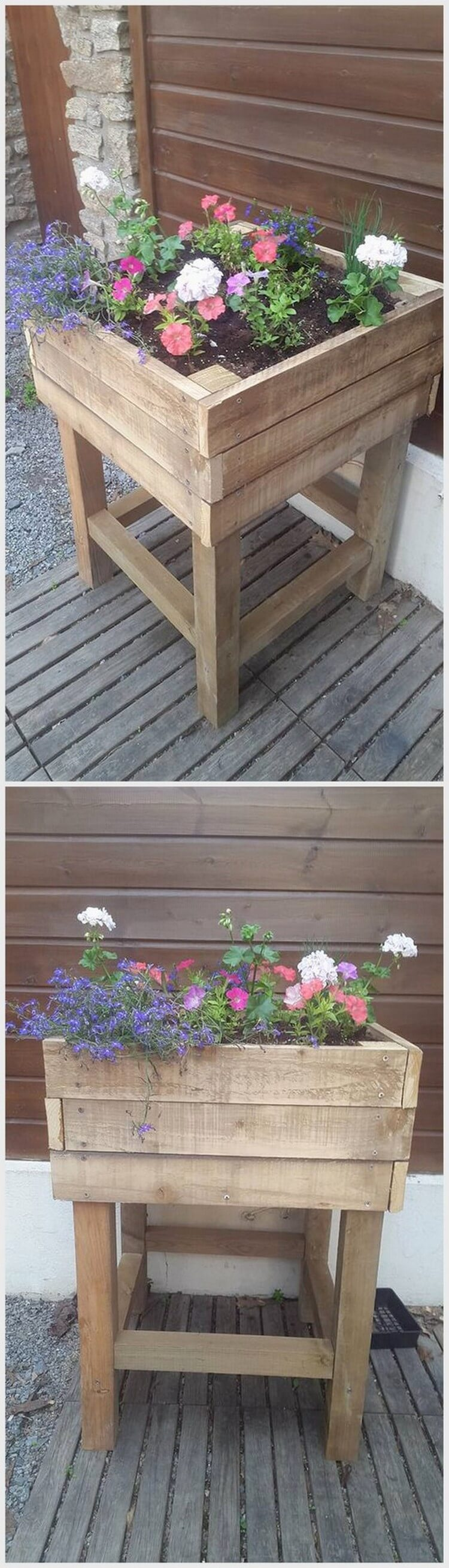Genius Ideas for Wooden Pallet Recreations | Pallet Wood ...