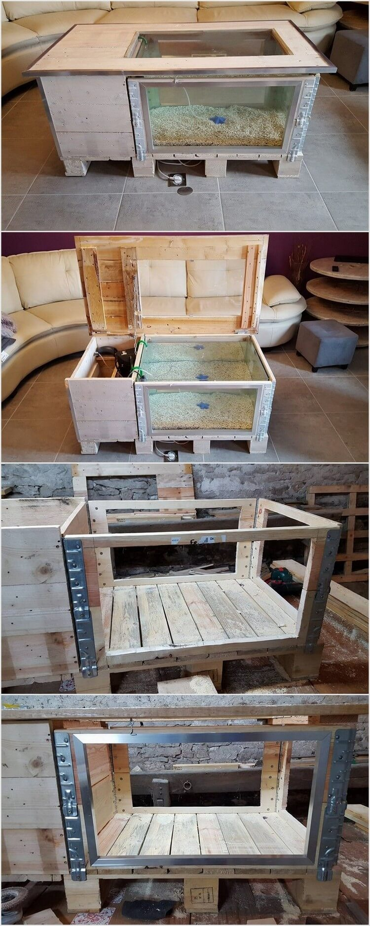 imaginative ideas with old wood pallets pallet wood projects