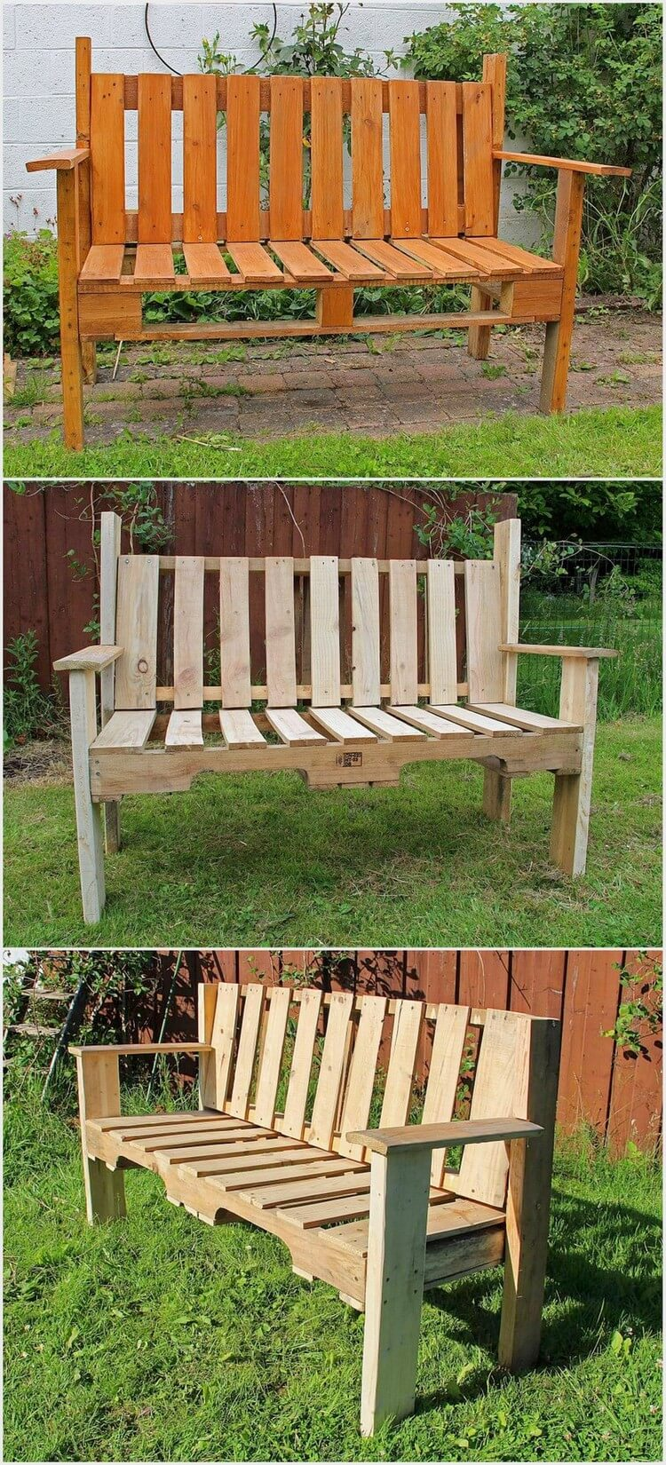 Innovative Ideas To Recycle Old Wood Pallets Pallet Wood