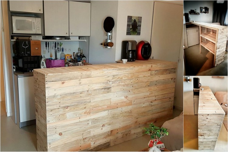 Awesome Projects That Transform Wood Pallets Into Useful