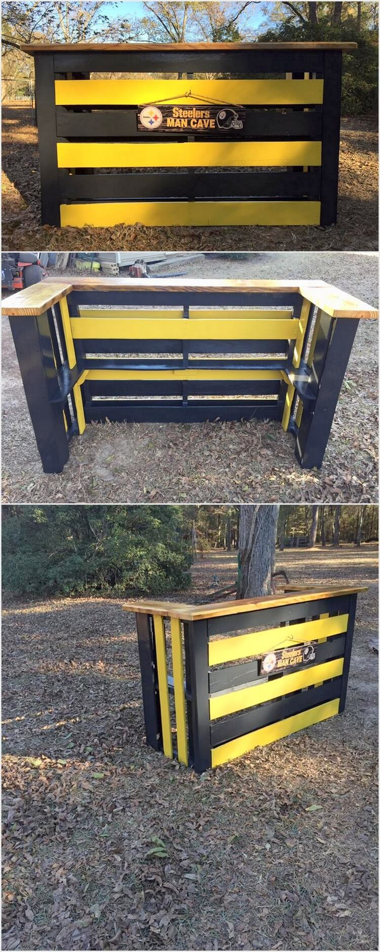 Inspiring DIY Ideas With Old Wood Pallets Pallet