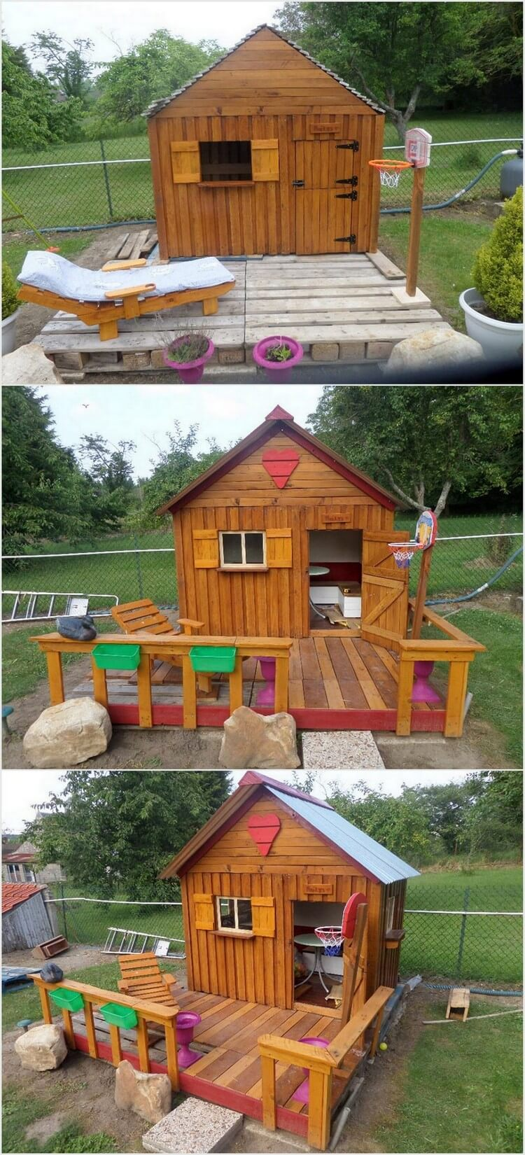 Wood Pallet House 35 Easiest Plans For Wood Pallet Reusing Pallet Wood Projects