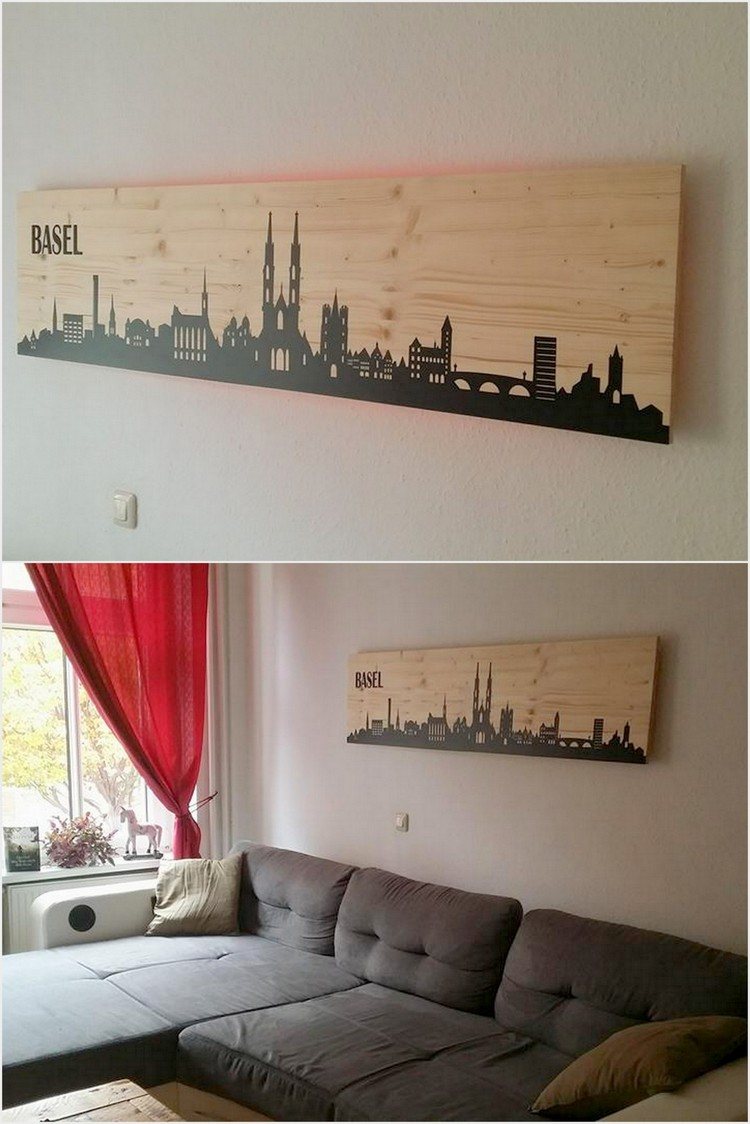 Fantastic Ideas For Wood Pallet Reusing Pallet Wood Projects