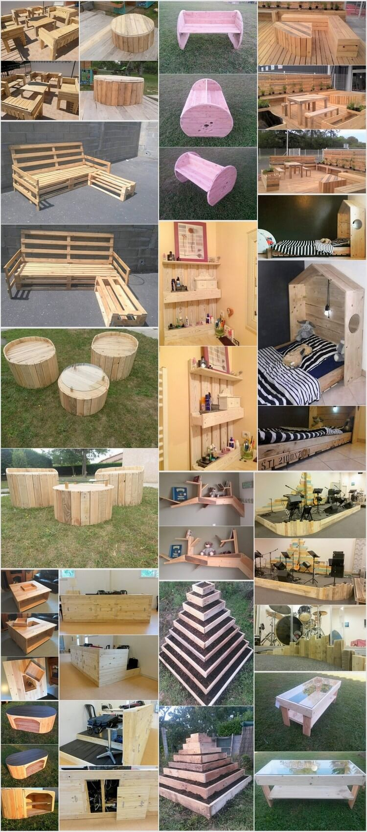 Prodigious Ideas of Wooden Pallet Recycling