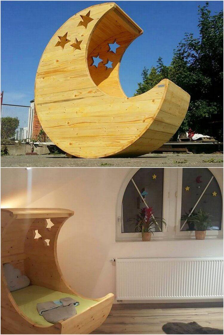 Unique Wood Pallet Chair