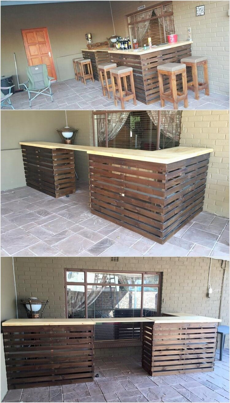 Creative Ways To Repurpose Used Shipping Pallets Pallet Wood Projects