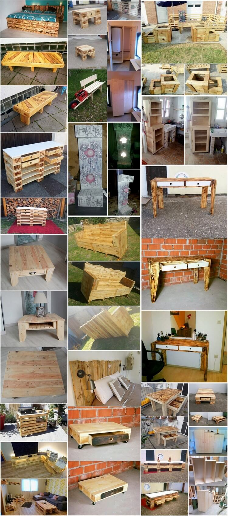 Latest Trends to Recycle Used Shipping Pallets