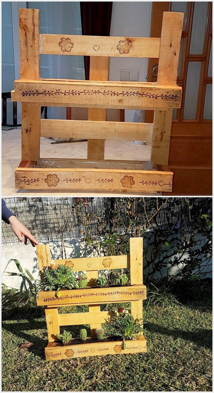 Repurposing Ideas for Old Wooden Pallets | Pallet Wood Projects
