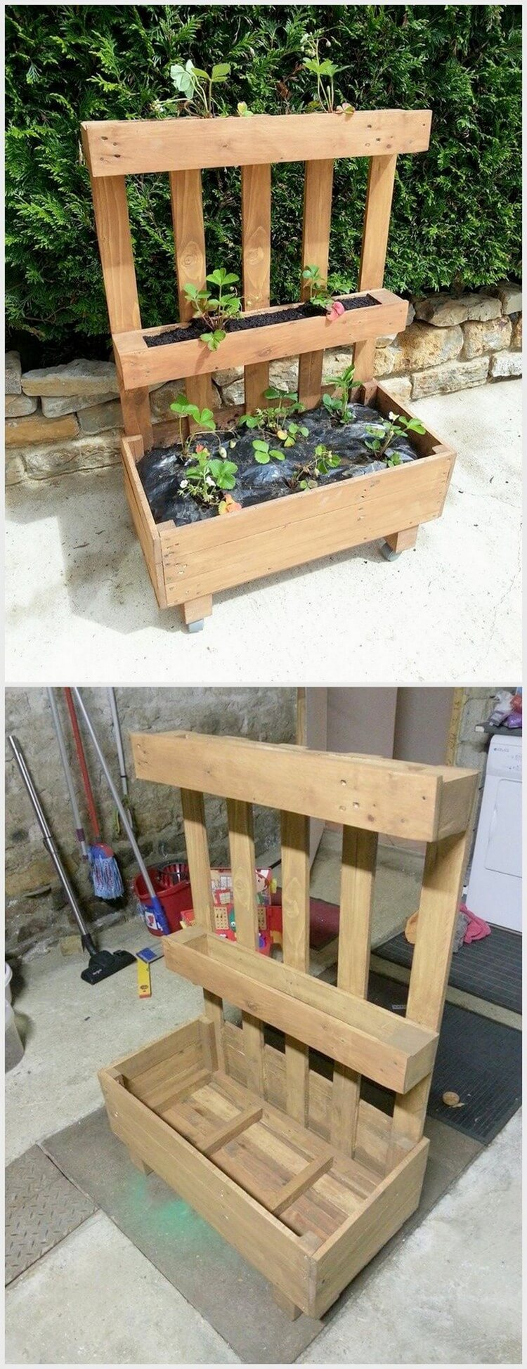 25 DIY Recycled Wooden Pallet Projects Try out at Home ...