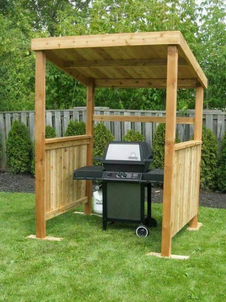Awesome ideas for wooden pallet repurposing pallet wood for Wood pallet gazebo