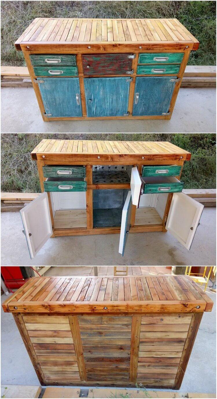 Pallet Cabinet (2)