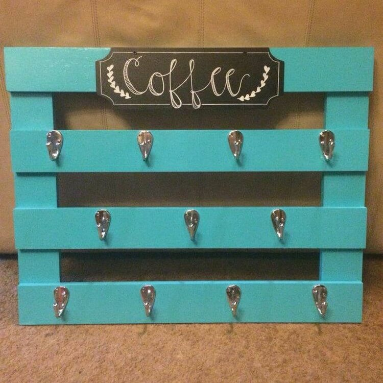 Pallet Creation for Kitchen