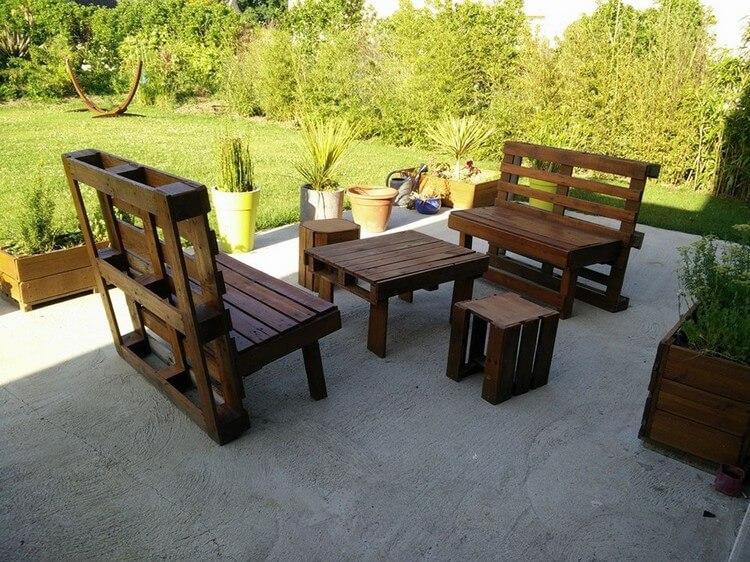 Pallet Lounge Furniture