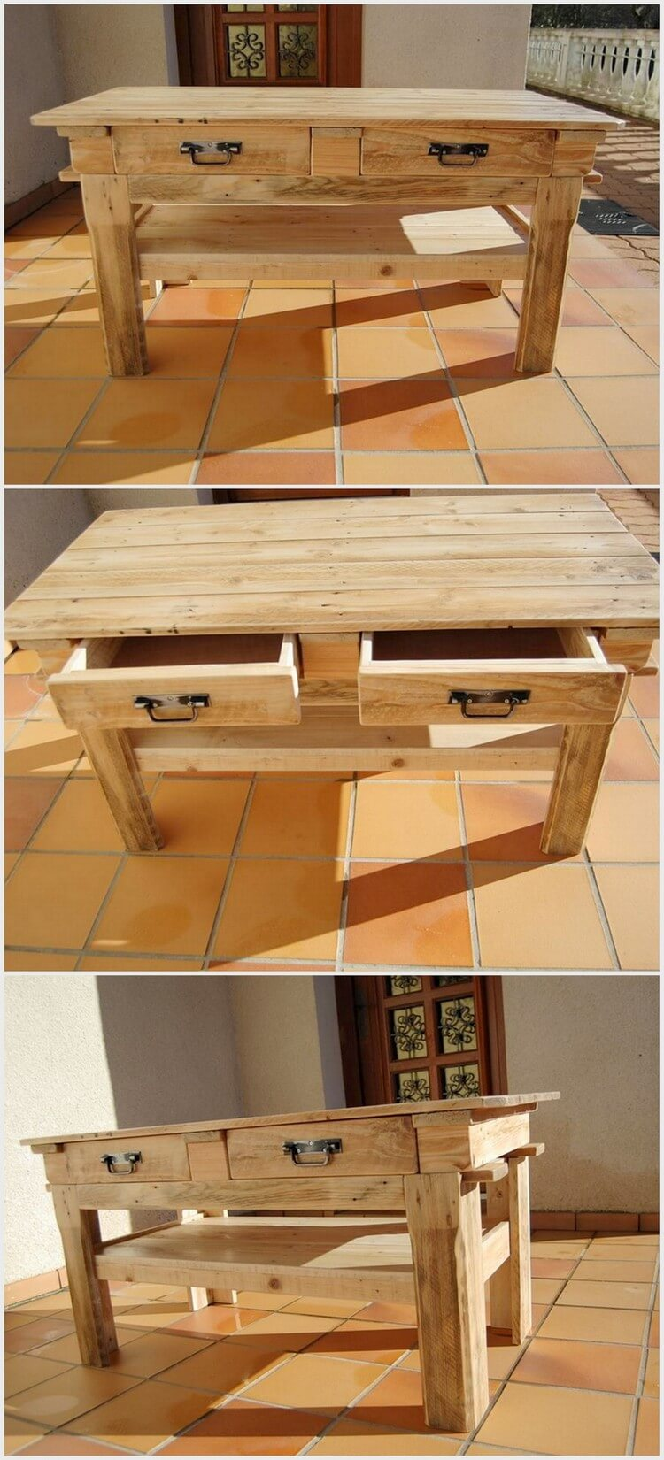 Awesome ideas for wooden pallet repurposing pallet wood for Repurposed pallet projects