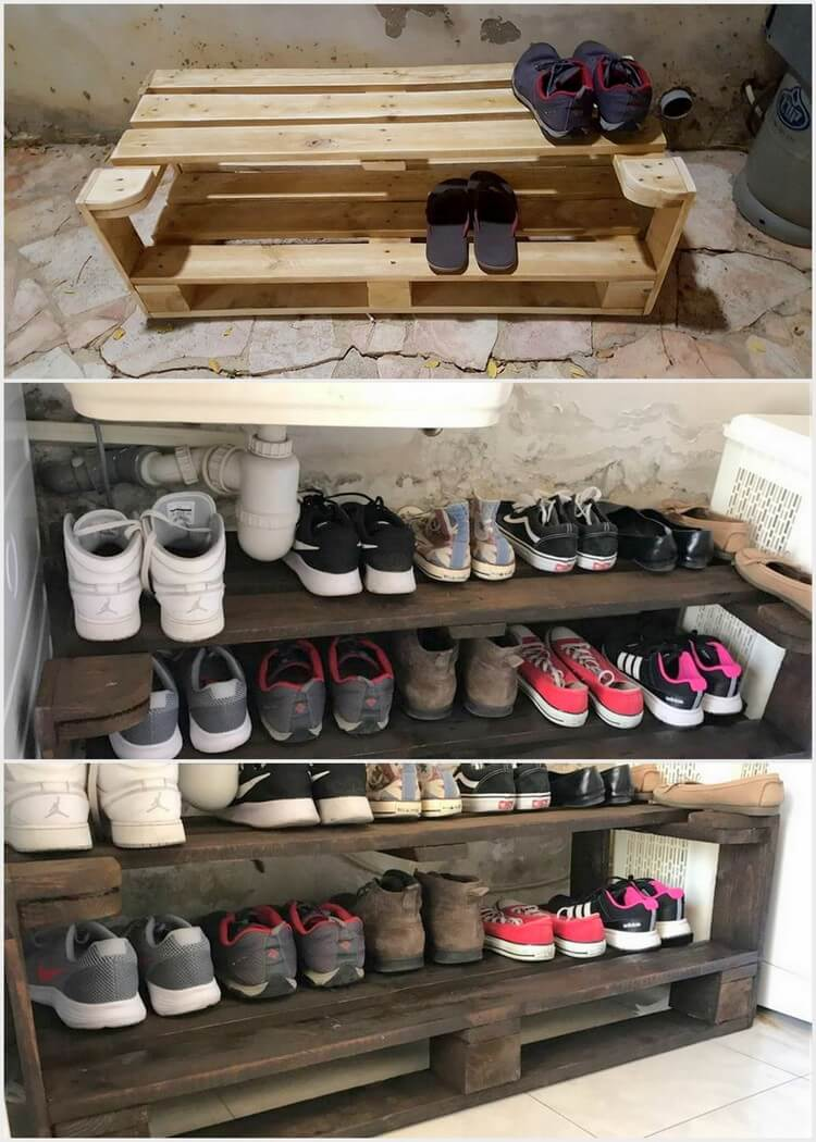 Low Budget Achievements With Old Wood Pallets Pallet