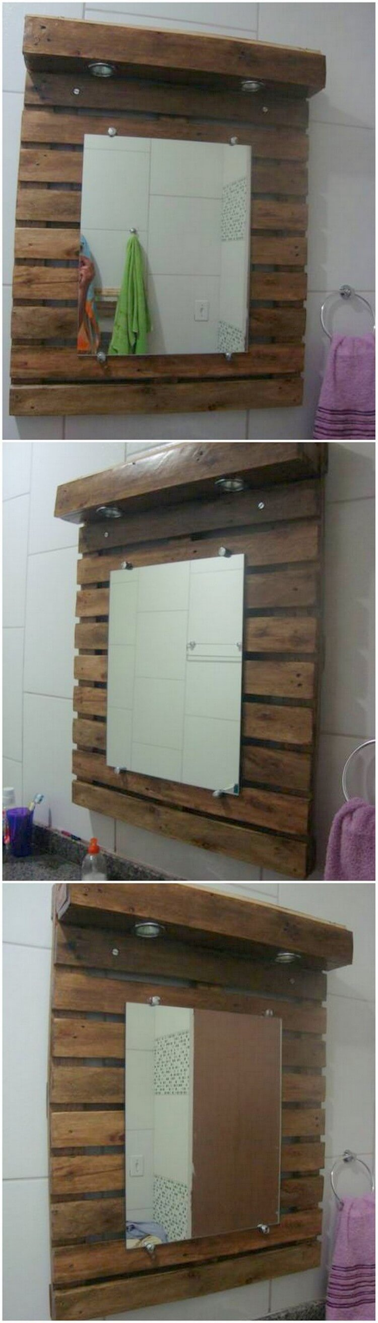 Creative Reusing Ideas For Old Wooden Pallets Pallet
