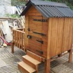Pallets Made Patio Cabin